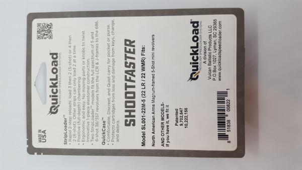 SL001-22M-5 (22 cal, 5-shot) QuickLoad(R) StripLoader(TM)