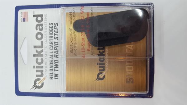 SL010-22M-10 (22 cal, 10-shot) QuickLoad(R) StripLoader(TM)