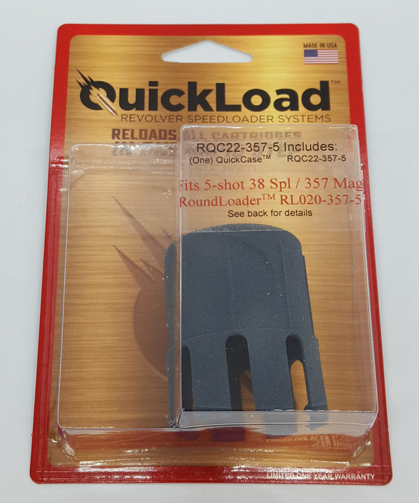 RQC22-357-5 QuickLoad(R) QuickCase(TM)