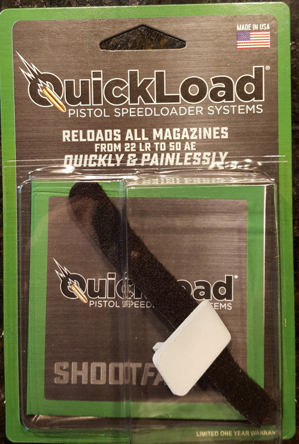 QuickLoad PistoLoader Plain Edition PL003-600-0