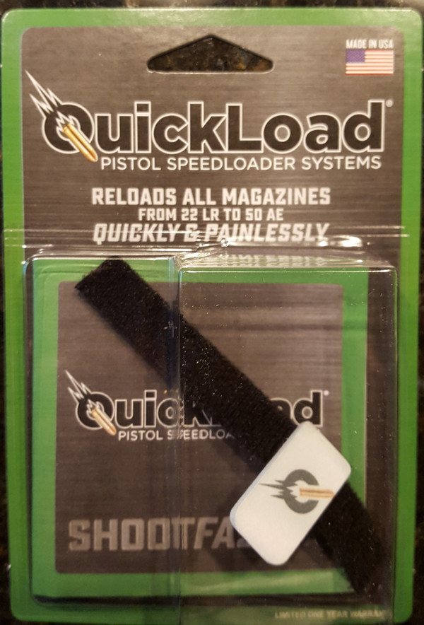 QuickLoad PistoLoader QL Icon edition PL003-600-2