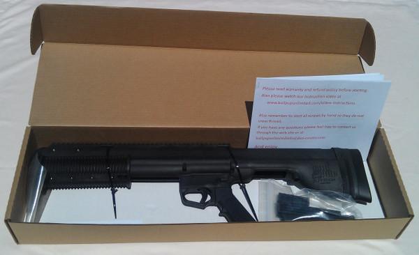 Remington 870 Bullpup Kit as packed