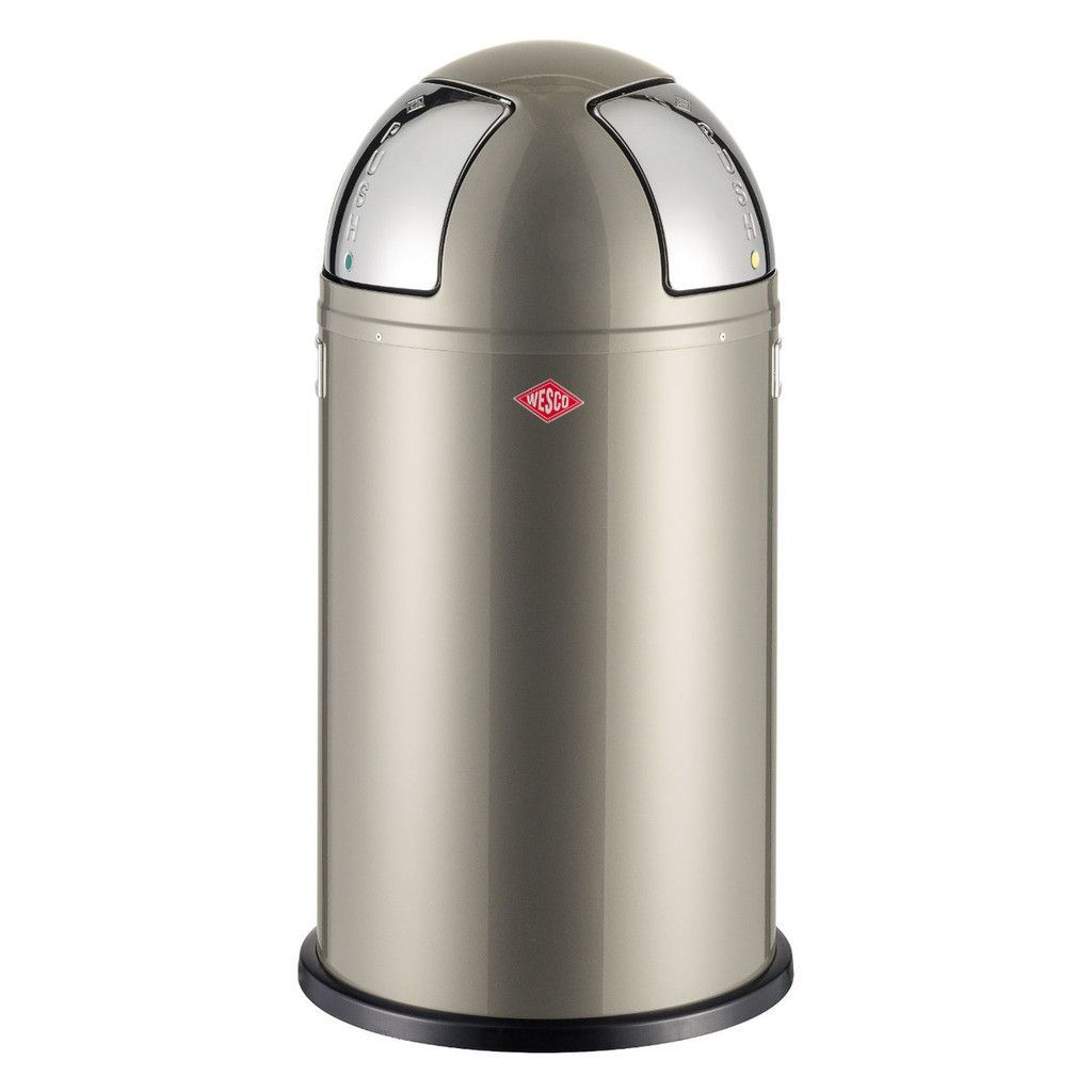 Wesco Push Two 50L - New Silver