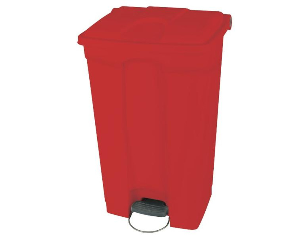 Probbax Step-On Container 90L - Red - Ral 3020