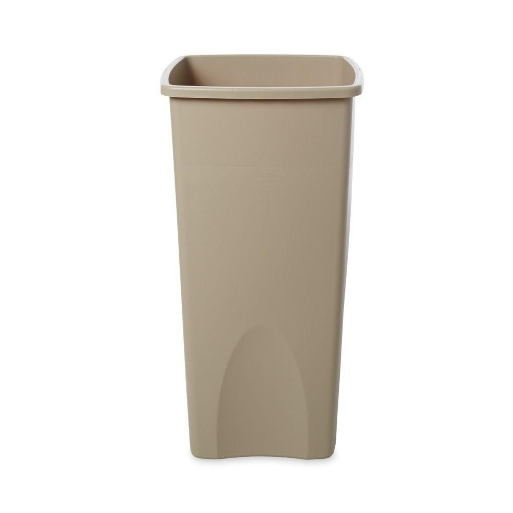 Rubbermaid Square Container 87 L - Beige