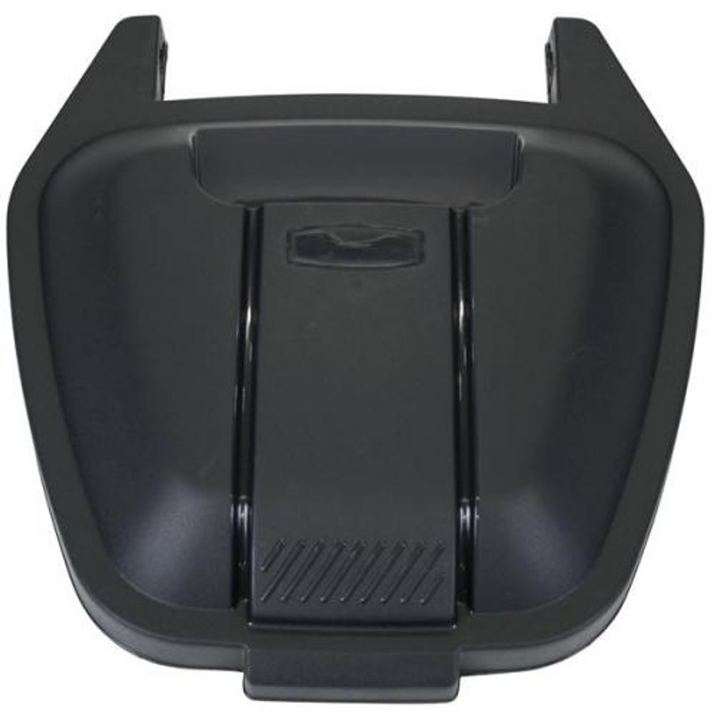 Rubbermaid Mobile Container Lid - Black