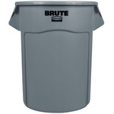 Rubbermaid Brute Container 208.2 L - Grey