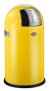 Wesco Pushboy Junior 22L - Lemon Yellow