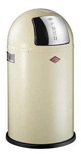 Wesco Pushboy Junior 22L - Almond
