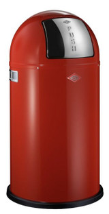 Wesco Pushboy 50L - Red