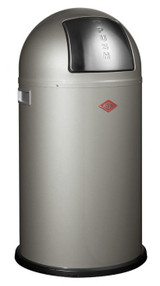 Wesco Pushboy 50L - New Silver