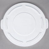Rubbermaid Brute Lid - White