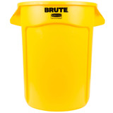 Rubbermaid Brute Container 121.1 L - Yellow