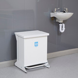 Wybone 42 Litre Metal Pedal Operated Recycling Unit