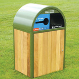 Wybone Rpb/120R Royal Parks Double Recycling Unit