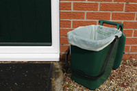 All-Green Caddy Company Compostable Kerbside Caddy Bags - 25 Ltr