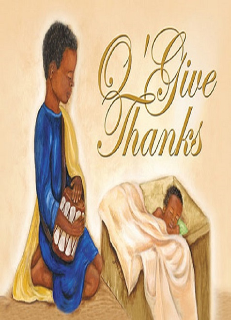 O Give Thanks Boxed Greeting Cards