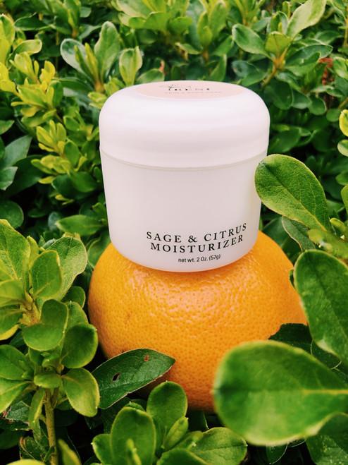 Sage & Citrus Moisturizer