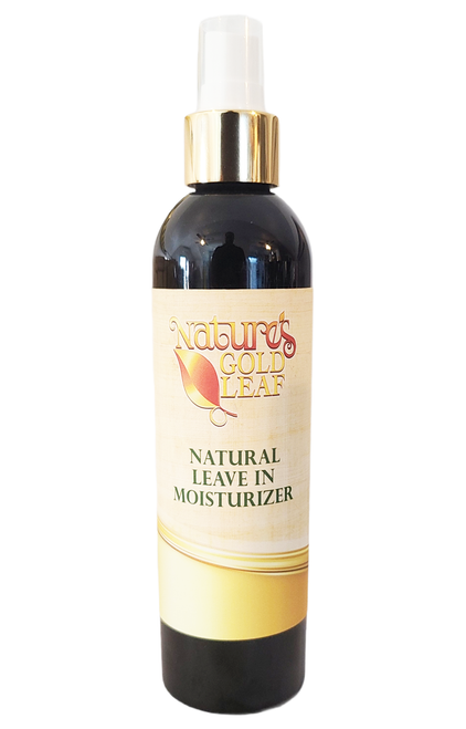 Natural Leave In Hair Moisturizer