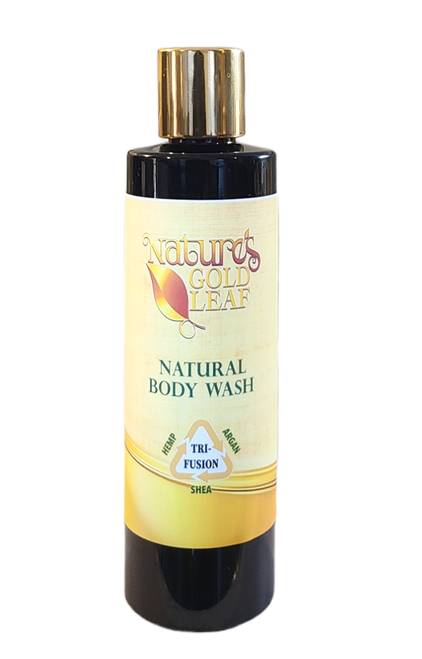 Natural Unscented Body Wash