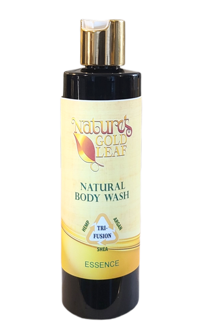 Natural Body Wash Scented With Nature's Essence