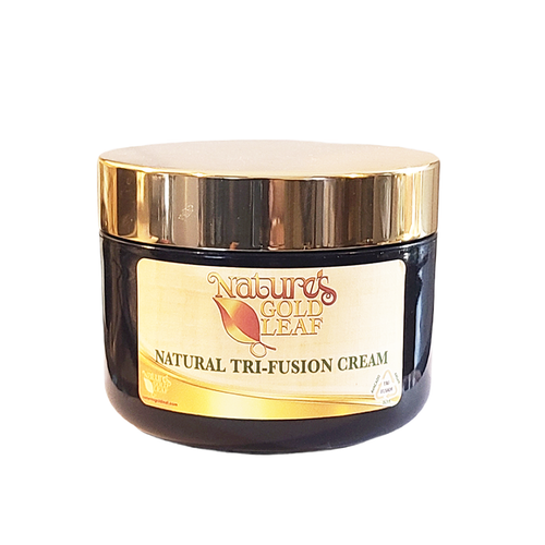 Natural Tri-Fusion Unscented Cream