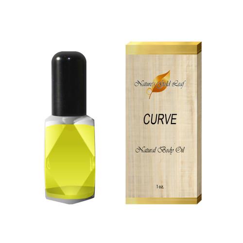 Curve Body Oil for Men 1 oz.