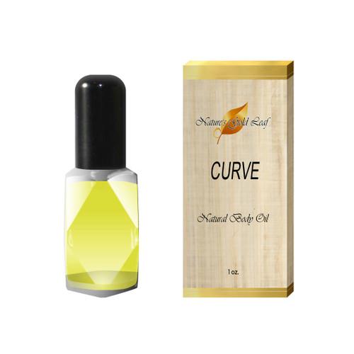 Curve Body Oil for Women 1 oz.