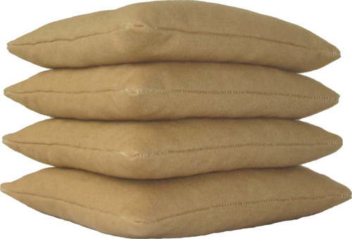 Gold Cornhole Bags