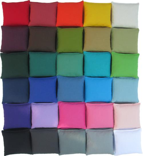 Sam's Cornhole Bags color options
