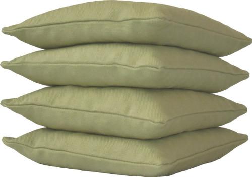 Khaki Cornhole Bags