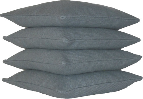 Dark Gray Cornhole Bags