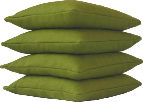 Olive Cornhole Bags