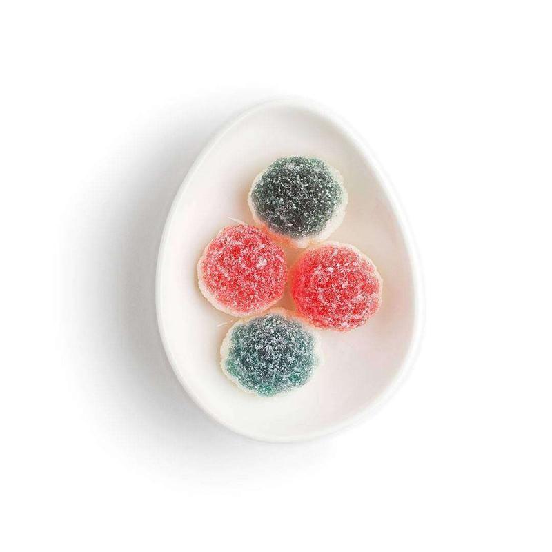 Berry Vanilla Pies