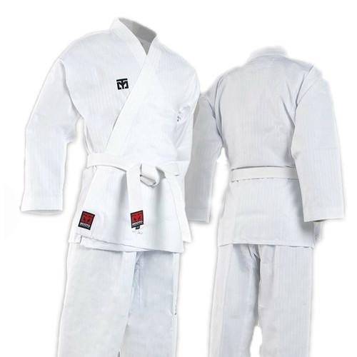 Mooto BS4 Uniform White Neck Kids