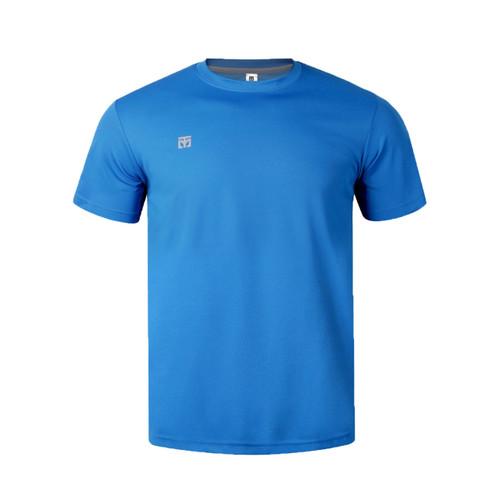 Mooto Cool Round T-Shirt Marine Blue