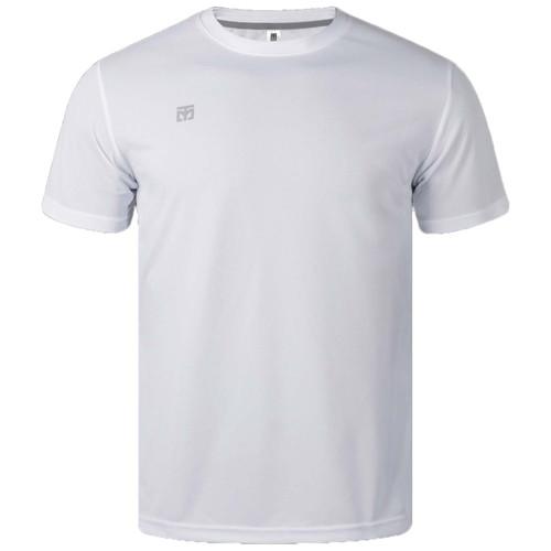 Mooto Cool Round T-Shirt White