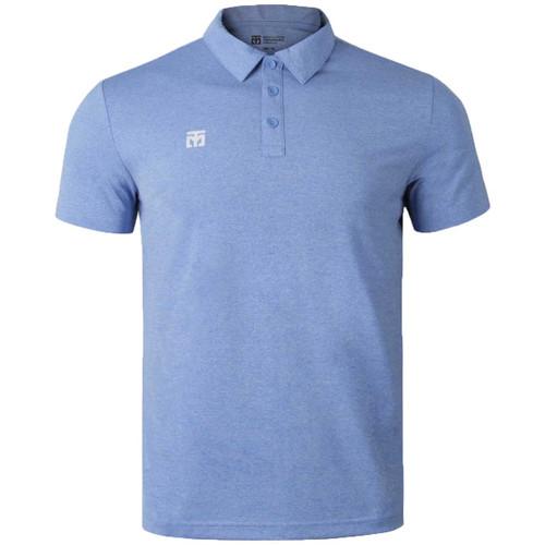 Mooto Performance Polo Shirt Sky Blue