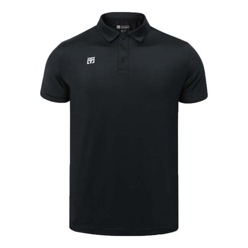 Mooto Performance Polo Shirt Black