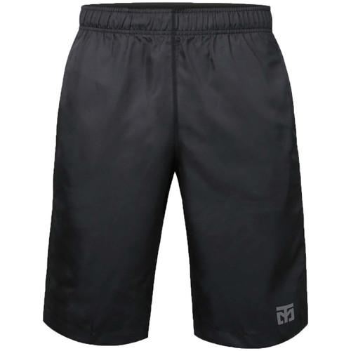 Mooto Woven Shorts Black