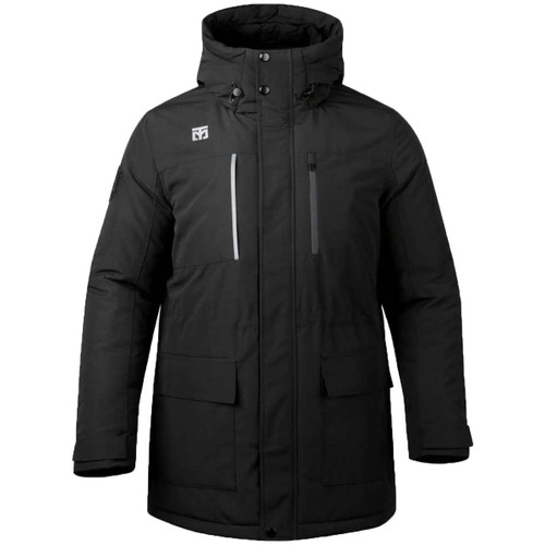 Mooto Europa Winter Puffer Jacket Black