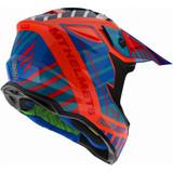 MT Falcon Energy Helmet (Orange Hi-Viz)