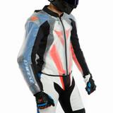 Dainese Rain Body Racing 2 Jacket (Black/Transparent)