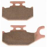 DP Brakes Standard Sintered Metal ATV/UTV Brake Pads for Polaris