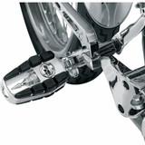 Kuryakyn Zombie Motorcycle Footpegs w/ Male Adapters
