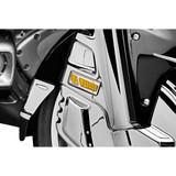Kuryakyn LED Front Reflectors for Honda Motorcycle