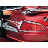 Kuryakyn Trunk Accent Swoop With LED Lights for Honda Gold Wing