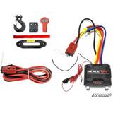 Super ATV 12000 LB. Winch w/ Remote & Rope
