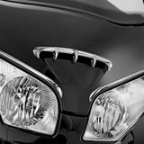 Kuryakyn Motorcycle Fairing Scoop Trim for Honda Gold Wing