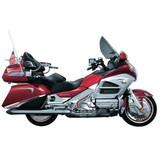 Kuryakyn Louvered Chrome Transmission Cover for Honda Gold Wing